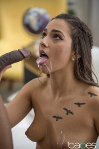 Lusty Babe Jaye Summer Gets Screwed With Black Cock