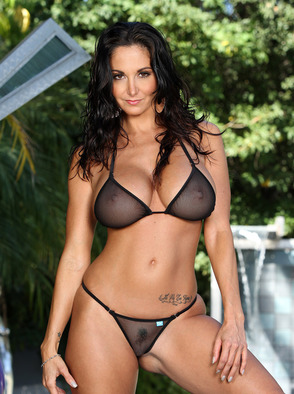 Ava Addams Shows Off Phenomenal Breasts