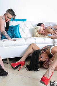 Four Slutty Best Friends