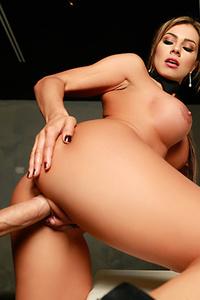 Esperanza Gomez Enjoys A Big Cock