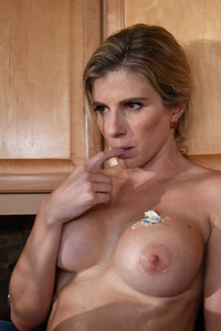 Sexy Wife Cory Chase Getting Fucked At The Kitchen