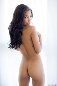 Glamour Chick Shay Evans Teases And Fucking