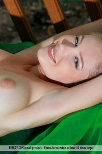 Blonde Teen Genevieve Gandi