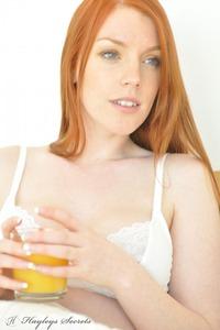 Redhead Babe Fi Stevens