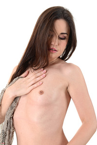 Small Titted Beauty Demi Fray