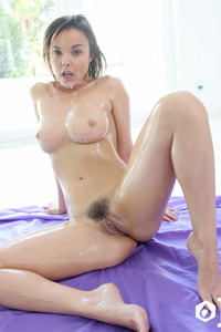 Dillion Harper Oiled And Fucked