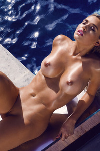 Monica Sims Is Playboy Miss September 2015