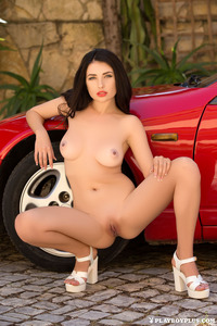 Cars And Playboy Babes