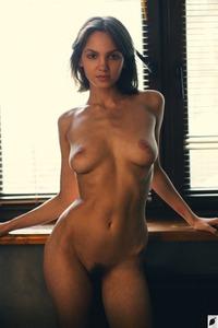 Lara Masier Posing Nude