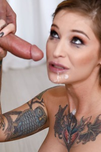 Kleio Valentien Loves Throat Fucking