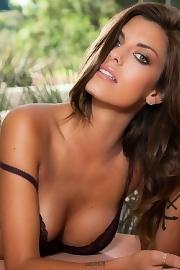Amber Alexandria Tits