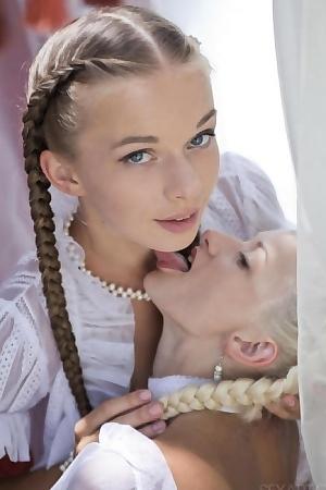 Milena D & Nika N