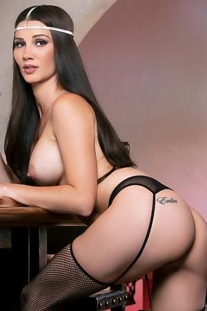Erika Knight In Bar Star
