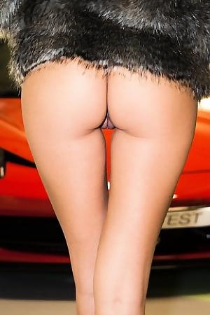 Sexy Teen Clover By My Ferrari