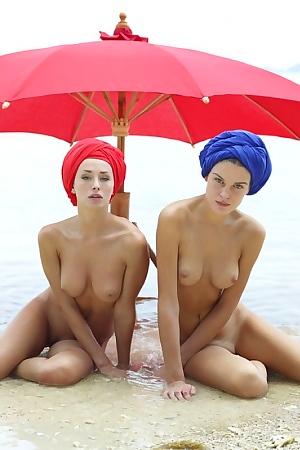 Coxy And Zaika Nude Girlfriends