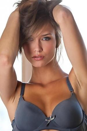 Check Out Gorgeous Brunette Malena Morgan