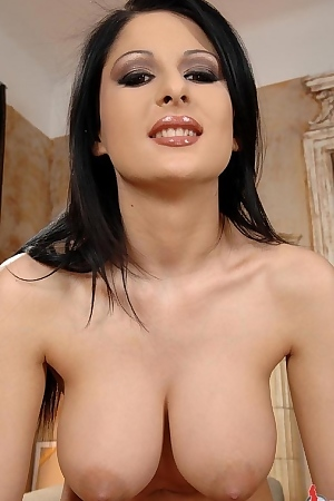 Hot Young Busty Babe Alison