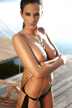 Hungarian Bikini Babe Sophie