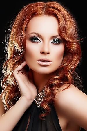 Redhead Olga Rybakina