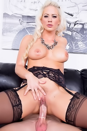 Holly Heart Gets Fucked