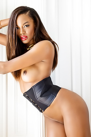 Playmate Eugena Washington Is Super Sexy Black Hoe
