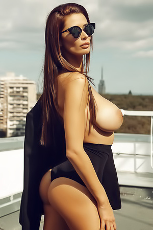 Bilyana Evgenieva via Playboy Plus