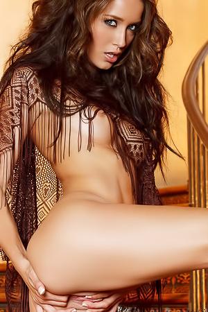 Cute Brunette Malena Morgan porn pic gallery