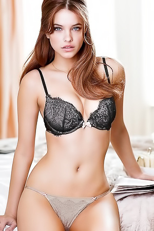 TOPLESS Supermodel Barbara Palvin!