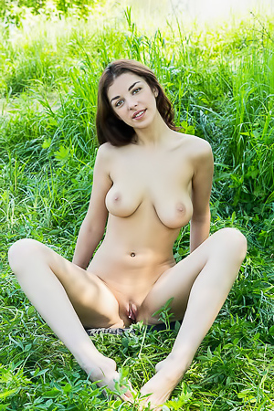 Stripping In The Nature