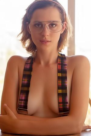 Cute April Grantham Amarute Adult Model
