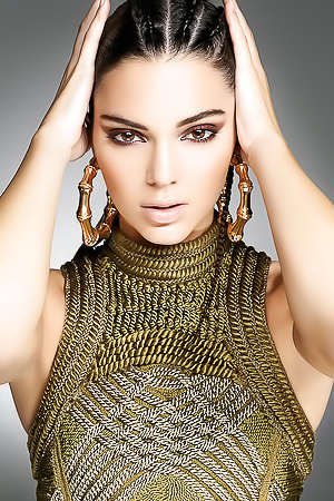 Nine Exclusive Photos Featuring Hot Kendall Jenner