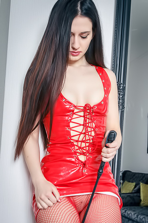 Eva Kahil - Lady In Red