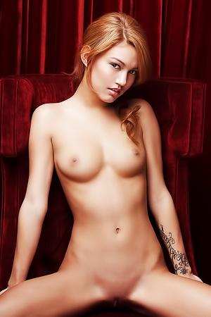 Red Velvet Show Us Her Hot Natural Body