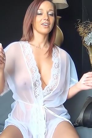 Nikki Sims See Thru Nipples Nude