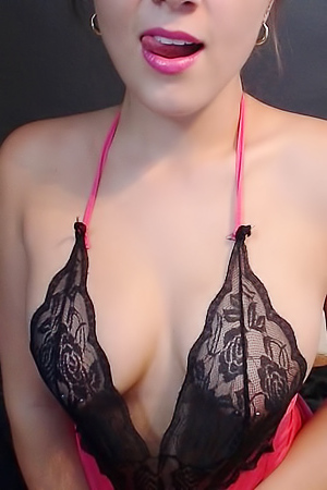 Kaley Kade Pink Slip