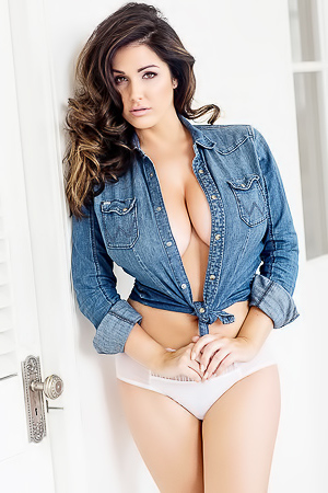 Lucy Pinder via Mr Skin Celebs
