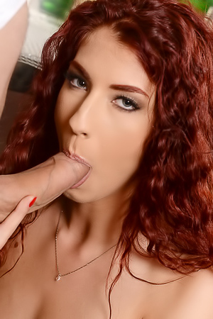 Shona River - Redhead Porn