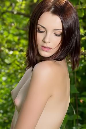 Natural Beauty Blue Eyed Girl Cordoba