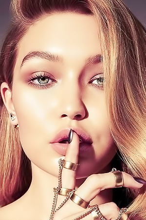 Victorias Secret Model Gigi Hadid