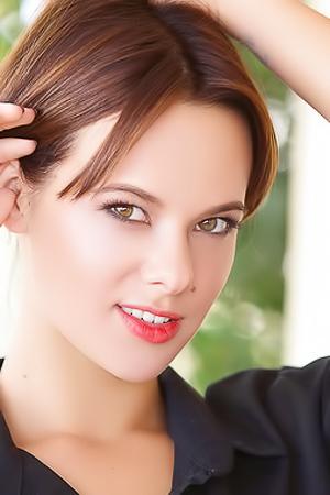 Ukrainian Model Raise Makes Me Feel Good