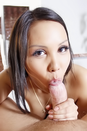 Mali Luvv's Ass Licked And Fucked