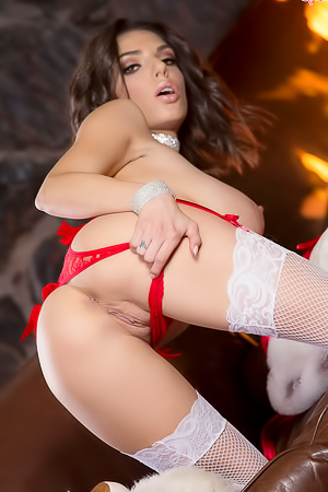 Santa's Girlfriend Darcie Dolce