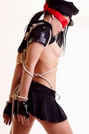 Bondage Asian Beauty