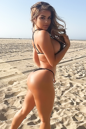 The Model Of The Day Is Miss Anastasiya Kvitko