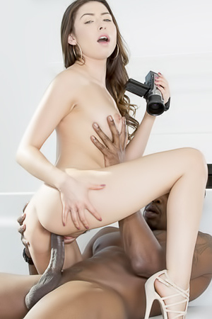 Melissa Moore Gets Fucked By A Big Black Cock