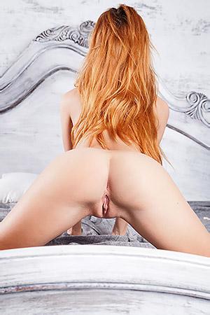 Sexy Redhead Roberta Berti