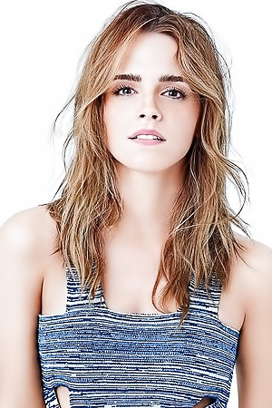 Emma Watson Pantyless