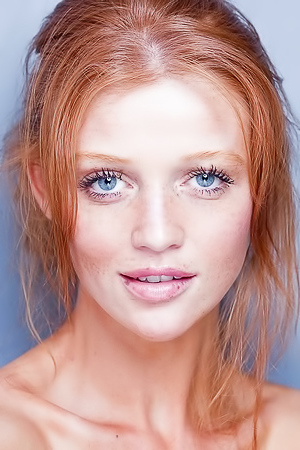 Loveful Freckled Redheads