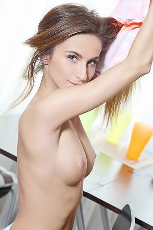 Ukrainian Stunner Cara Mell