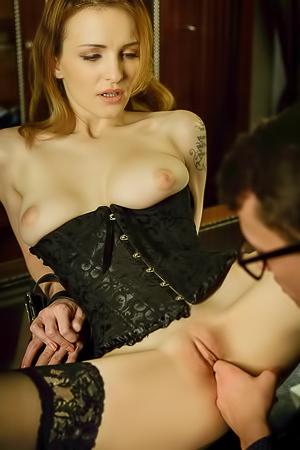 Sexy Porno Galleries -- Belle Claire Via Sexart